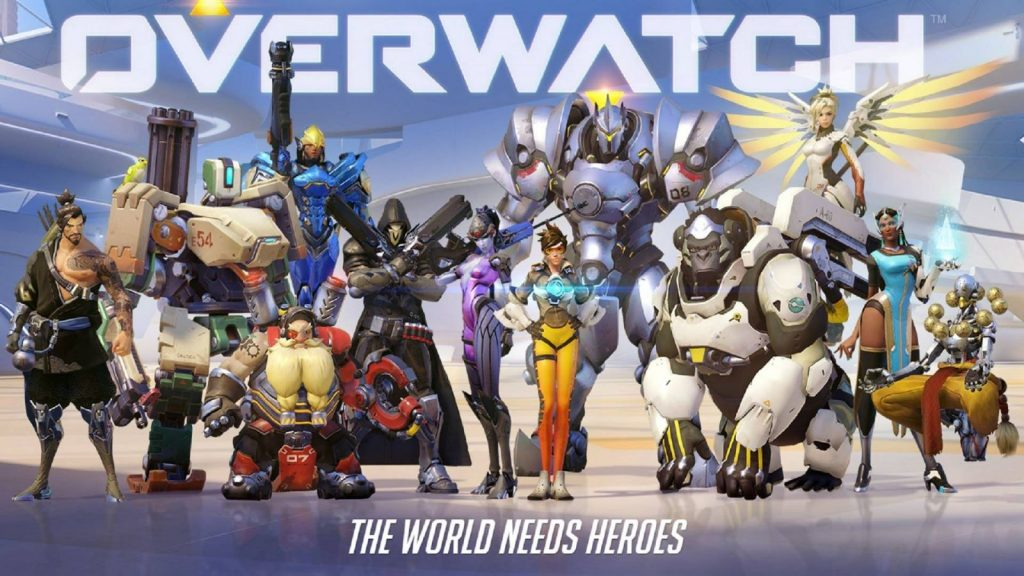 overwatch the world needs heroes